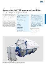 ANDRITZ Krauss-Maffei disc and drum filters - 3