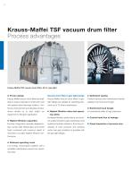 ANDRITZ Krauss-Maffei disc and drum filters - 4