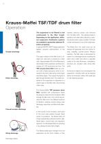 ANDRITZ Krauss-Maffei disc and drum filters - 6