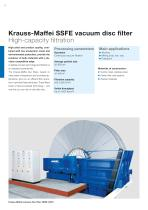 ANDRITZ Krauss-Maffei disc and drum filters - 8
