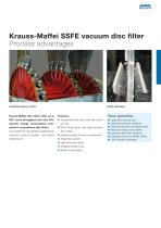 ANDRITZ Krauss-Maffei disc and drum filters - 9