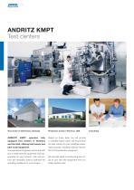 ANDRITZ Krauss-Maffei HD/BD helix dryers - 12