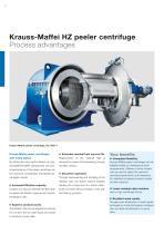 ANDRITZ Krauss-Maffei HZ peeler centrifuge - 4