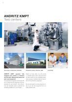 ANDRITZ Krauss-Maffei VZU vertical centrifuge - 12