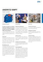 ANDRITZ Krauss-Maffei VZU vertical centrifuge - 13