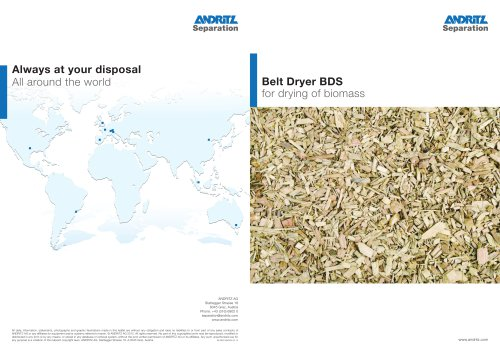 Belt drying system for biomass and organic waste
