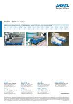 Decanter centrifuges, D-Series - 4