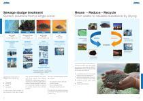 Drying technologies for sewage sludge - 2