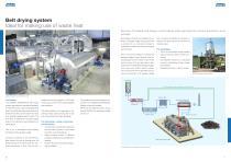 Drying technologies for sewage sludge - 4