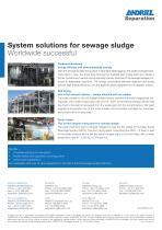 Drying technologies for sewage sludge - 9
