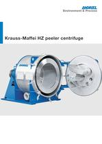 Krauss-Maffei HZ peeler centrifuge - 1