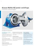 Krauss-Maffei HZ peeler centrifuge - 4