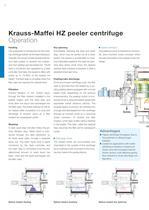 Krauss-Maffei HZ peeler centrifuge - 6