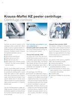 Krauss-Maffei HZ peeler centrifuge - 8