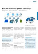 Krauss-Maffei HZ peeler centrifuge - 9