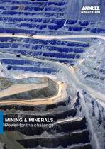 Mining & Minerals - 1