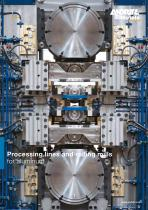 Processing lines and rolling mills for aluminum - 1