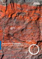 Separation expertise  for your success in iron ore - 1