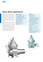 Separators for the dairy industry - 2