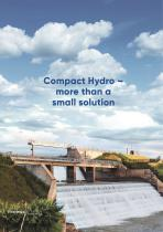 SMALL AND MINI HYDROPOWER SOLUTIONS - 2