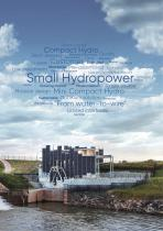 SMALL AND MINI HYDROPOWER SOLUTIONS - 3