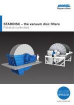 STARDISC – the vacuum disc filters - 1