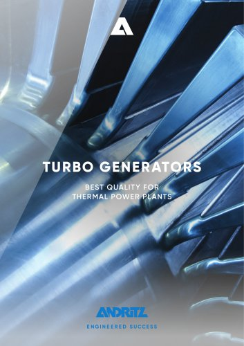 TURBO GENERATORS