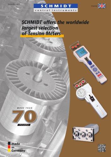 Catalog Tension Meter