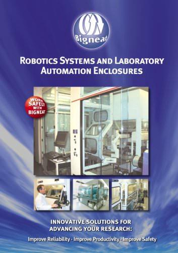 Robotics and Laboratory Automation