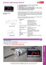 AD96TF - digital indicator - 1