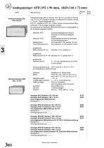 AFD / AKD - analog indicator - 1