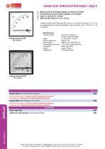 AQD / AQ72 - analog indicator - 1