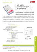 data sheet CM2 - 1