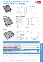 data sheet DA2000-S - 2