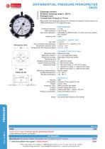 data sheet DA85 - 1