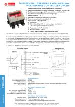 data sheet DPC310 - 1