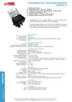 data sheet DS85PE - 1