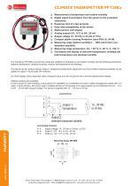 data sheet PFT28KA - 1