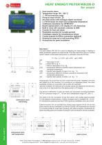 data sheet WR200D - 1