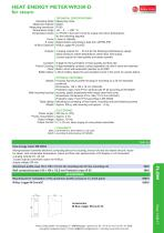 data sheet WR200D - 2