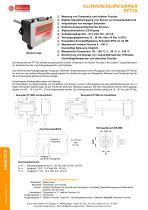 Datenblatt PFT28 - 1