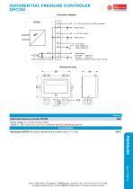 DPC200 - differential pressure / volume flow controller - 2