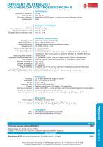 DPC200-R - differential pressure / volume flow controller - 2