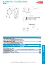 DS85 - differential pressure sensor - 2