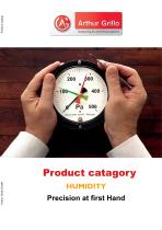 product category - humidity - 1