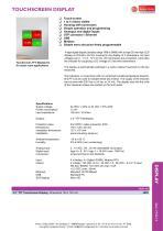 TOUCHSCREEN - display - 1