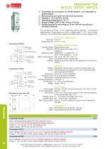 TRANSMITTER WT225 - VT225 - WF225 - 1
