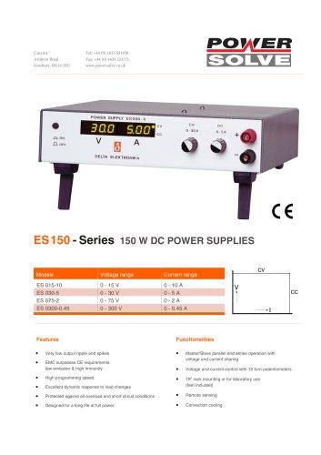 ES150 Series