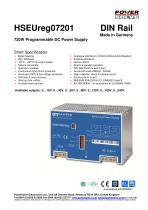HSEUreg07201 Series - 1