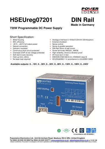 HSEUreg07201 Series